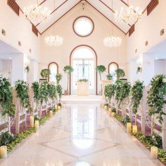 【素敵な結婚式の作り方フェア♪】ホテル人気のビュッフェご招待