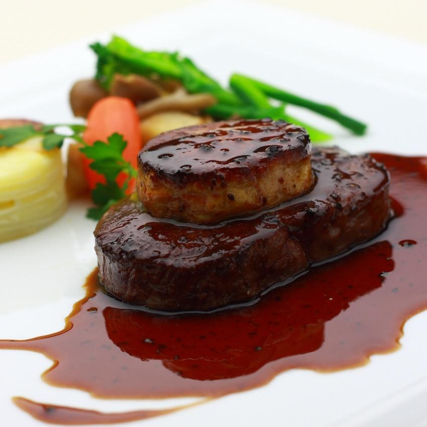 【無料試食付】特選牛フィレ&フォアグラを体感★美食フェア