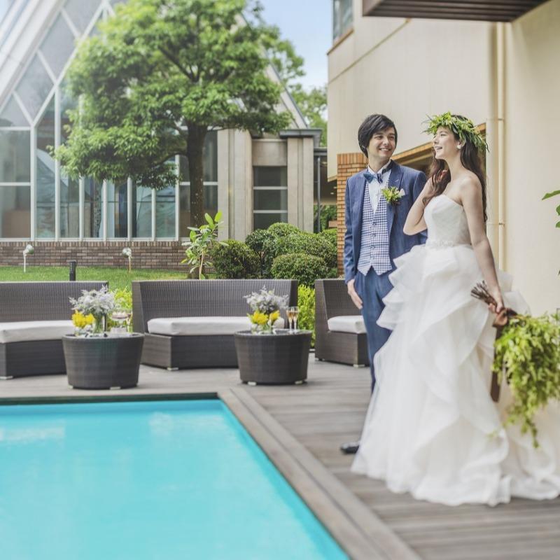 【新婚旅行がお得に】嬉しい特典沢山★ウエディング相談会