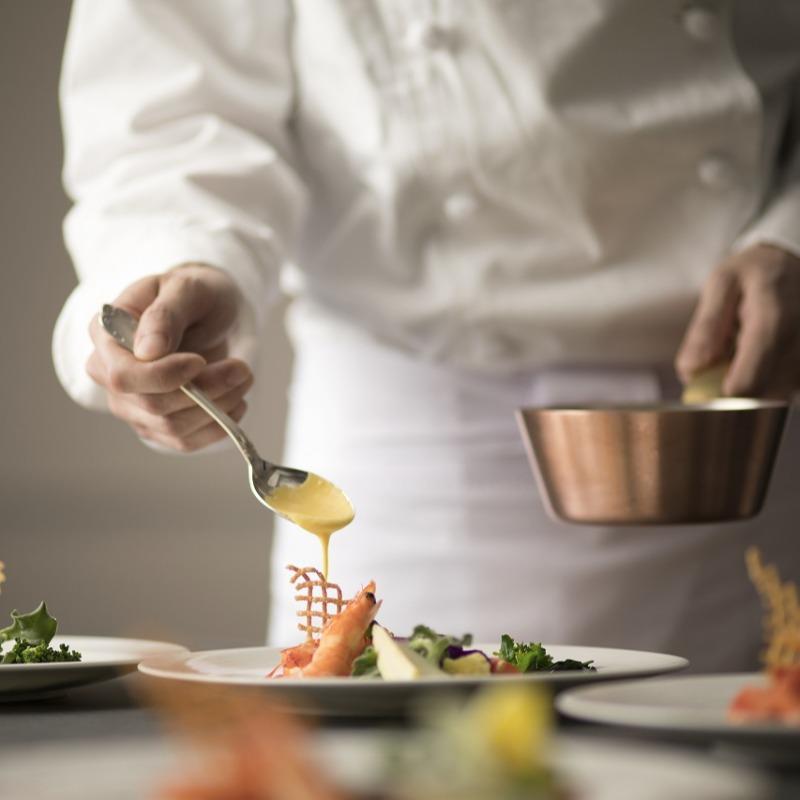 【料理重視のおふたりへ】無料ランチ付チャペル見学フェア