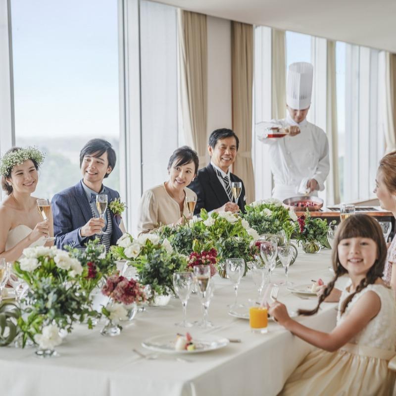 【少人数だから拘りたい】家族婚&少人数婚ウエディング相談会♪