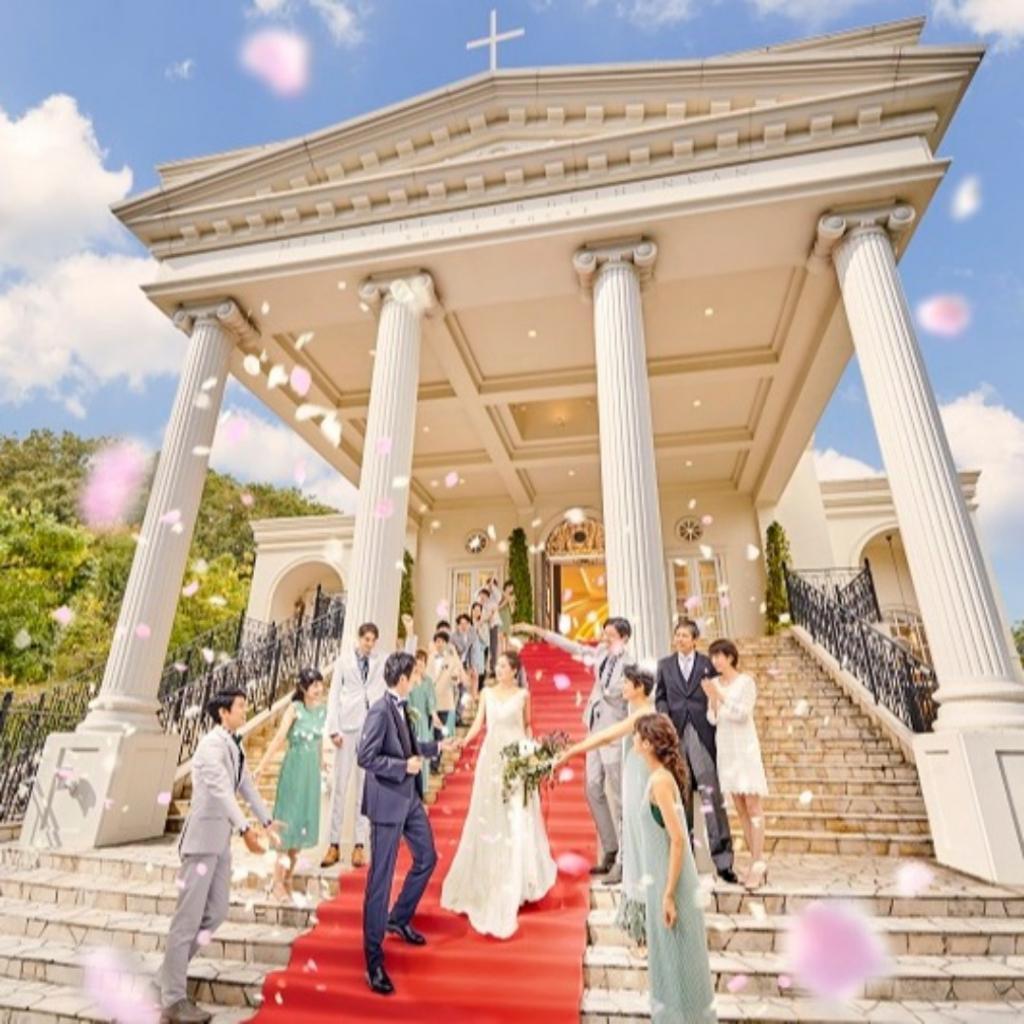 ≪憧れ大階段&ガーデンW体験≫プリンセス花嫁フェア♪試食付き