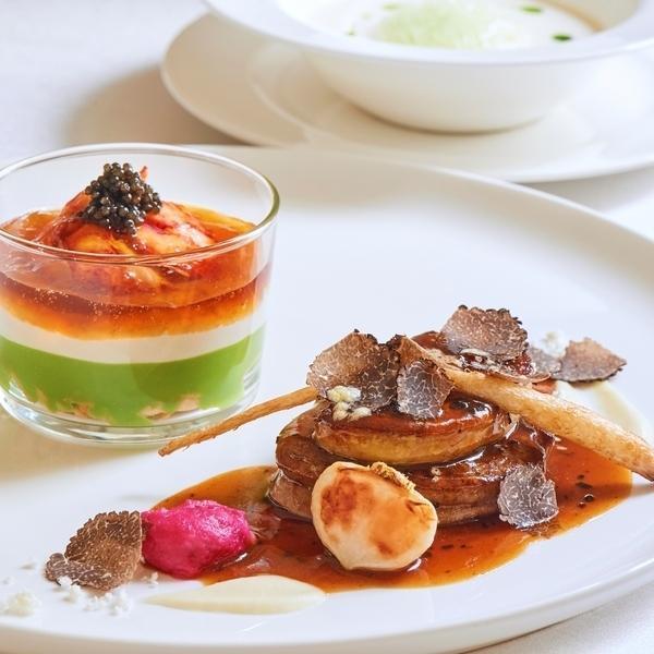 【料理重視◎】大人の祝宴×黒トリュフ薫る牛フィレ贅沢試食