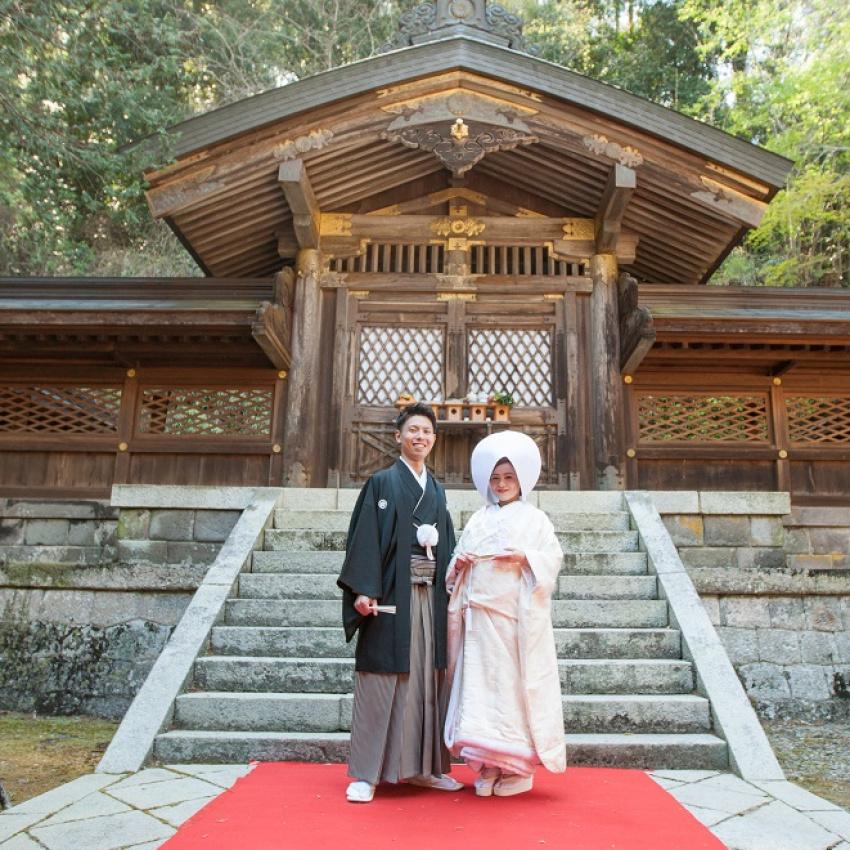 【金鑚神社で挙式ができるのはここだけ!】絶景◆神社婚相談会