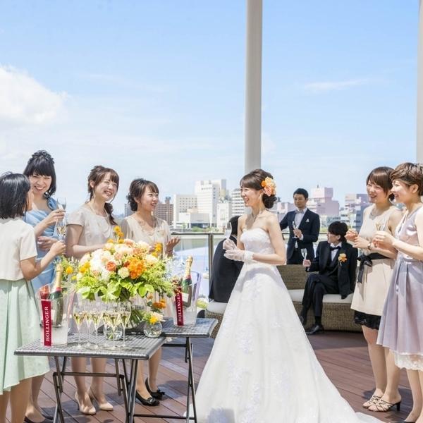【平日人気No.1】新潟の景色を満喫♪ホテルランチ付き相談会