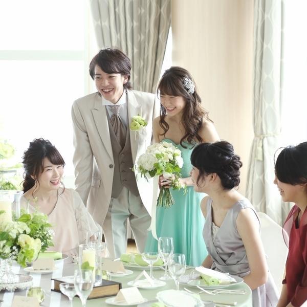 【料理試食付☆】小さなウエディング相談会!