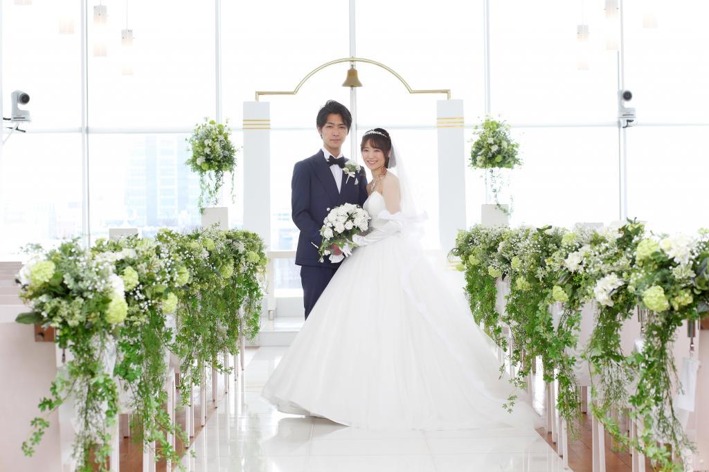 ☆年に2回の限定フェア☆春のご婚礼内覧会