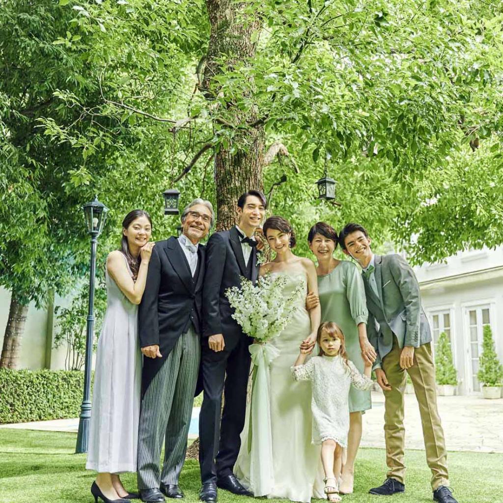【10名からOK】家族婚♪試食付安心相談会