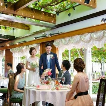 『少人数婚の良さを実感』イタリアンランチ付・安心相談会