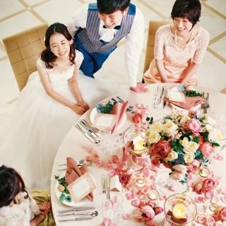 【ドレスを着て写真撮影*】豪華8大特典付★贅沢花嫁体験フェア♪