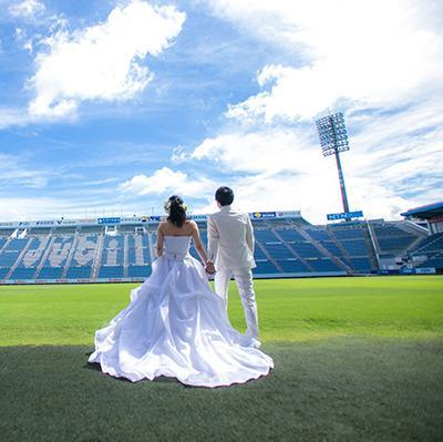【#サッカー女子必見】ヤマハスタジアムで挙げるオリジナルW♪