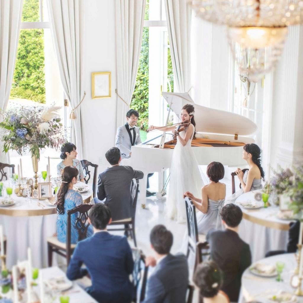 10名~OK!絶品試食付き☆挙式×写真×会食プラン相談会