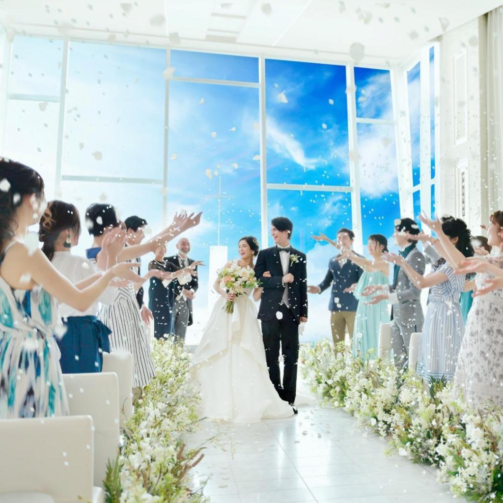 \新春限定/海チャペル模擬挙式×豪華15大特典BIGフェア