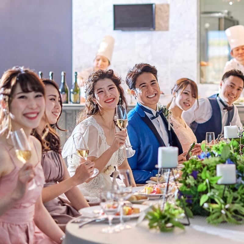 【ご家族中心の結婚式の魅力】新プランも登場!こだわり相談会