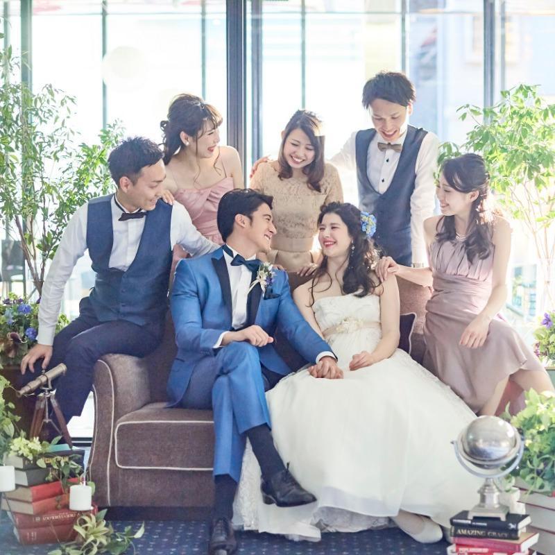【30名様までの結婚式に】少人数ウェディング相談会