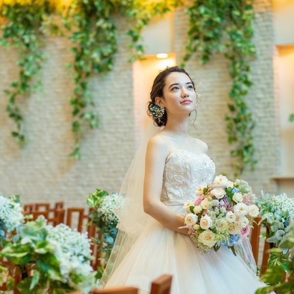 ◆全部よくばる花嫁に人気◆新作ドレス×豪華試食×会場見学会