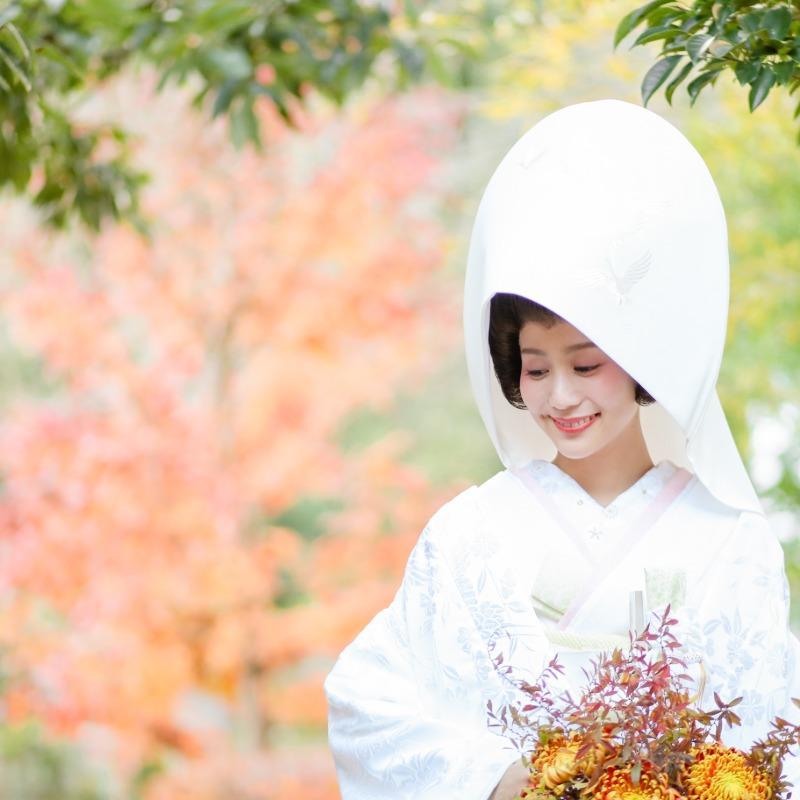 【素敵な和婚がしたい!】重要文化財で神前式×試食付相談会