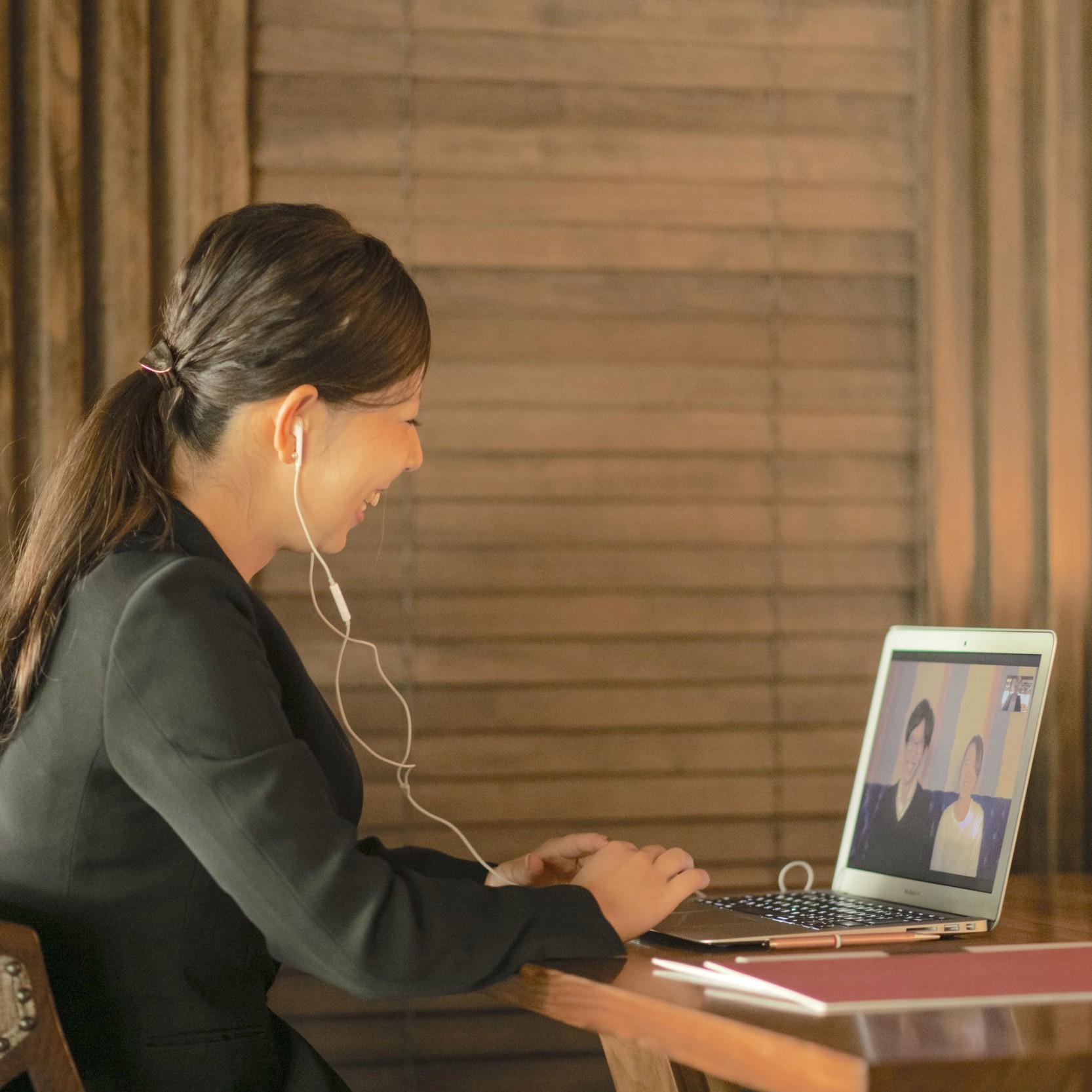 【気軽にお問い合わせ】スマホやPCで簡単参加◆オンライン相談会