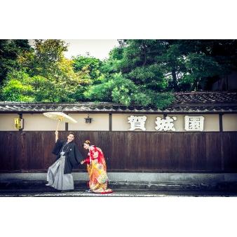 【初めてご見学のおふたりへ】料亭で叶える和婚 無料試食付き