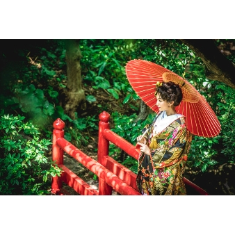 【老舗料亭】四季が美しい日本庭園散策×無料試食付き和婚相談会