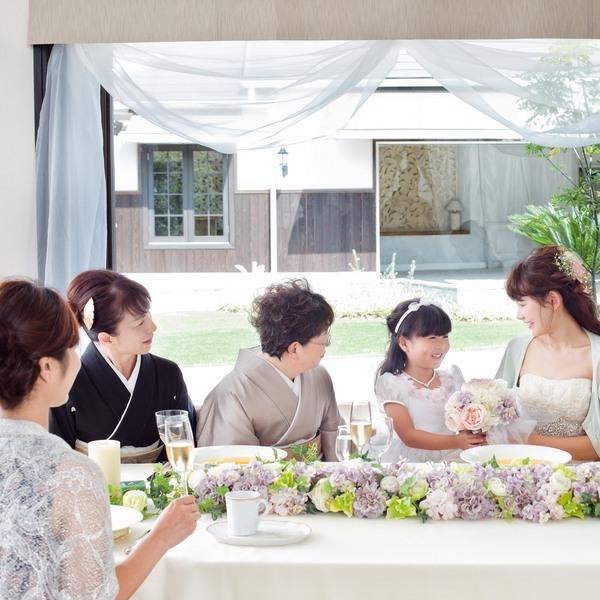 《6名様よりOK家族婚プラン》相談会&試食付フェア
