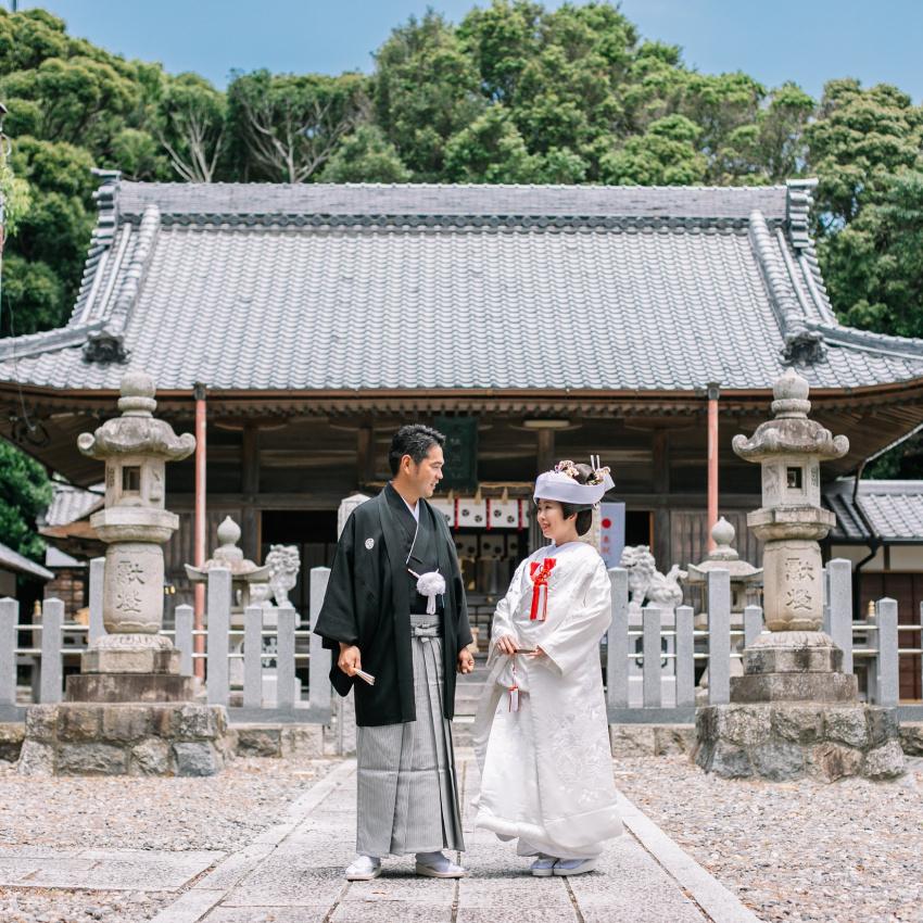 【和婚希望のおふたりへ】まるわかり無料試食付!神社見学