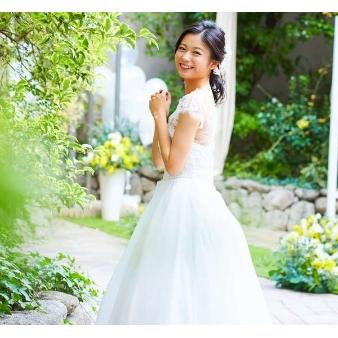 結婚式の前にドレスの写真が残せる!無料試着フェア(1日2組限定)