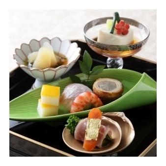 【2組様限定】本格料亭の会席料理が味わえる【無料】試食フェア