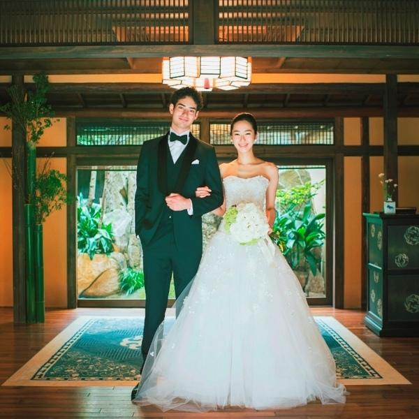 【感動の和×洋結婚式】四季を味わう料亭河文の会席料理を体験