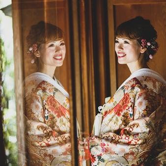 ありきたりの結婚式をしたくない、誰も知らない「和」の結婚式を