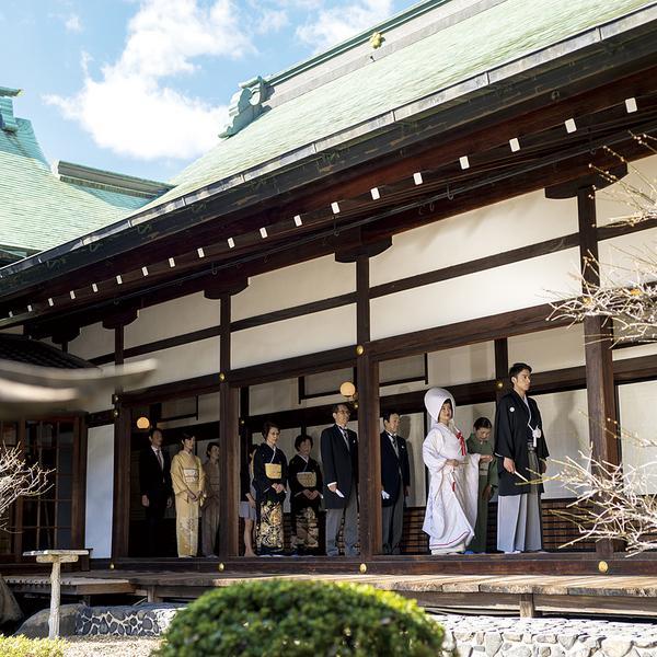 【千年猶予の歴史に委ねて】本格神殿体験×伝統和婚体感フェア