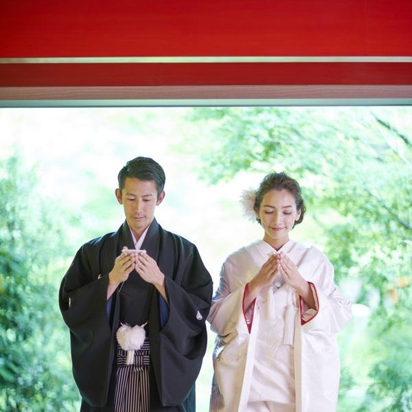 【プレミアムフェア】神前挙式体験×料亭試食×豪華特典