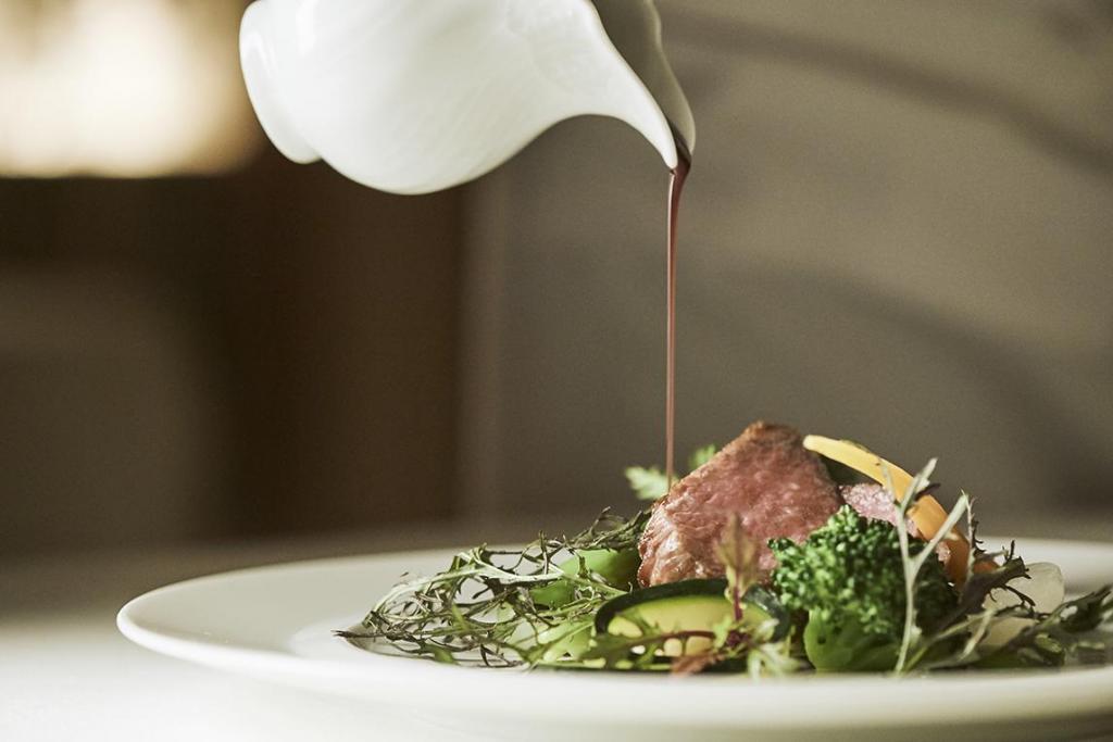 【お料理重視のおふたりへ】五感で楽しむ人気コースを堪能~レストランW体験フェア