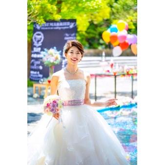 【花嫁様人気No.1】憧れのドレス試着体験フェア