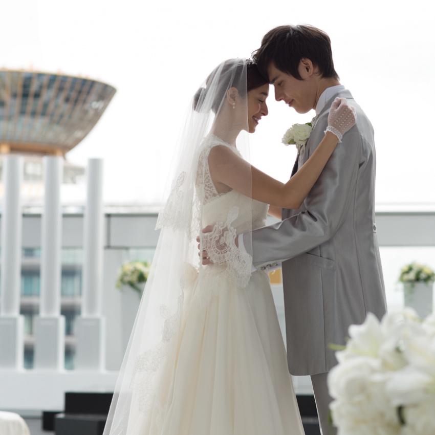 初めての結婚式場探し★無料試食はフレンチと和洋折衷を食べ比べ