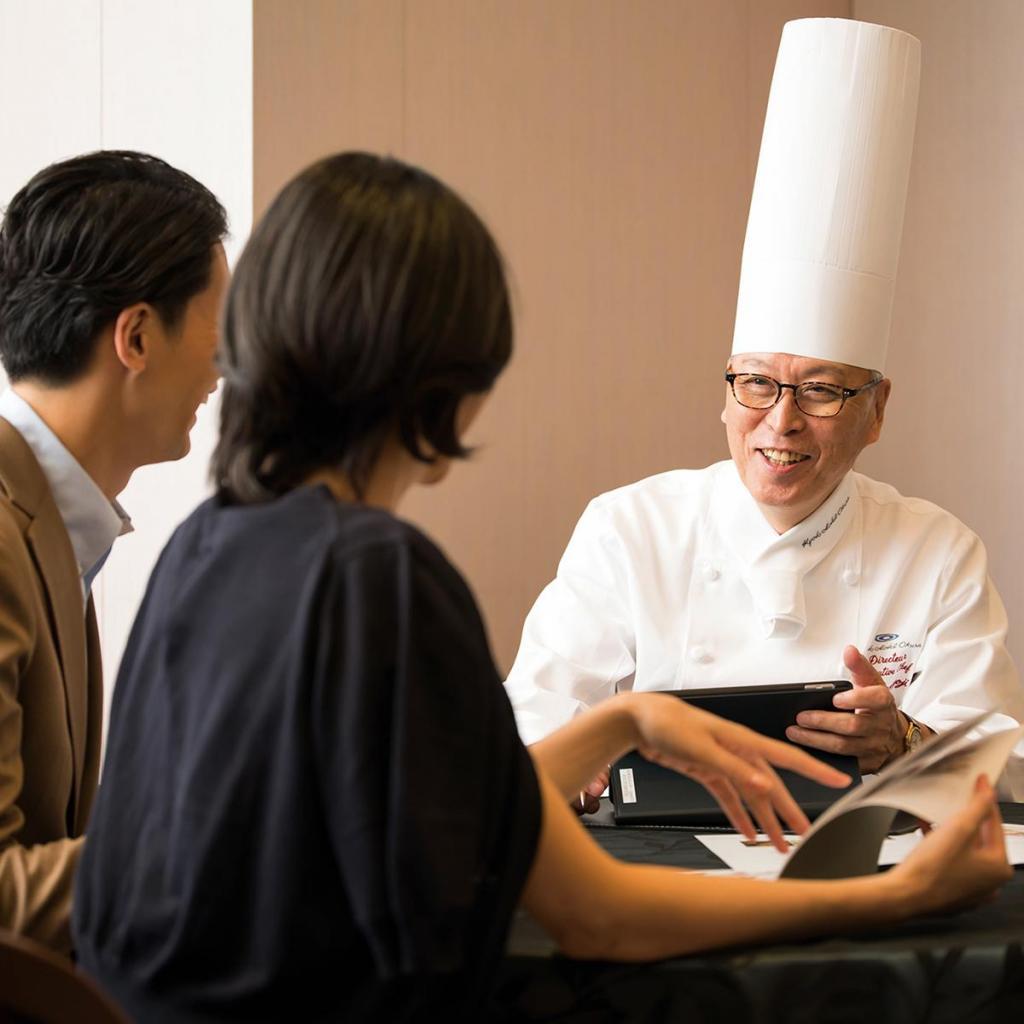 【お急ぎでも安心】老舗ホテルのチーム力◆徹底サポート相談会