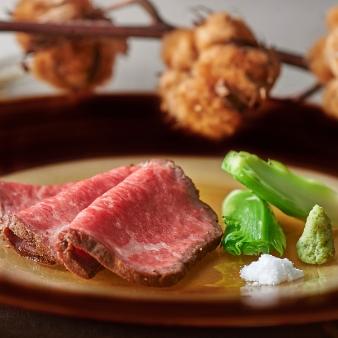 【厳選国産牛ロース肉の無料試食付】貸切邸宅で叶う上質Wフェア