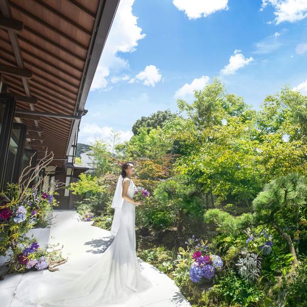 【最大イベント】月1度の京都大婚礼祭★絶品美食×10大特典
