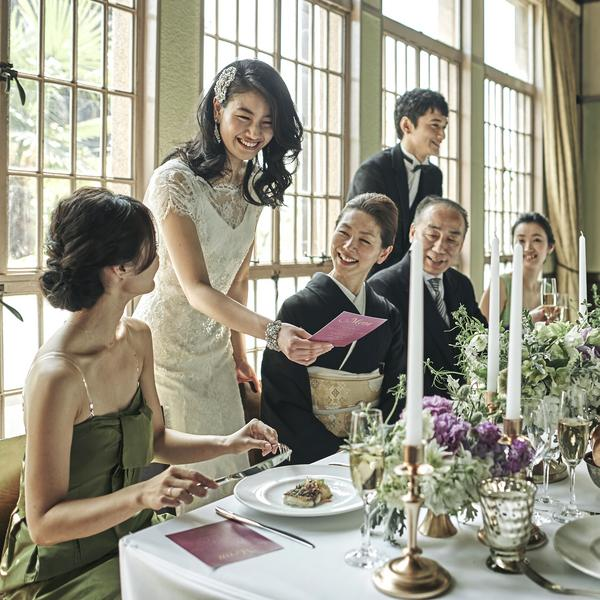 【6名より可】10名45万円~無料試食付き家族婚プラン相談会