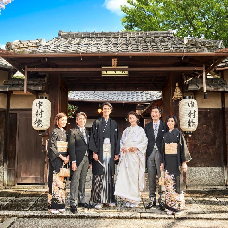 【京フレンチ試食】480年の歴史ある空間で叶うご親族婚相談会