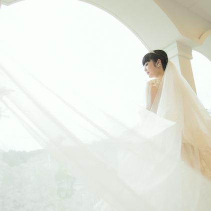 お気に入りが見つかるかも!?花嫁ドレス試着フェア