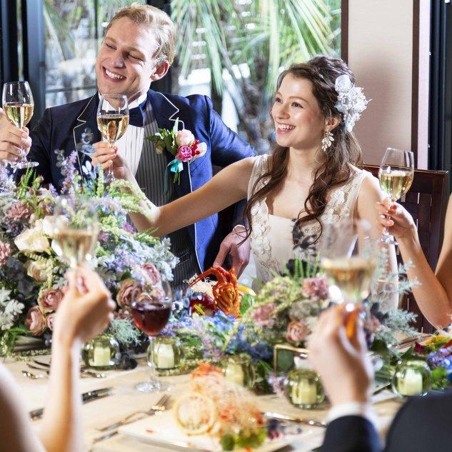 【15名様OK】少人数&ご家族のみのご結婚式おすすめフェア