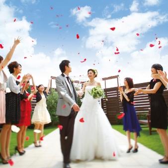 海外挙式後の・・wedding&afterParty♪フェア