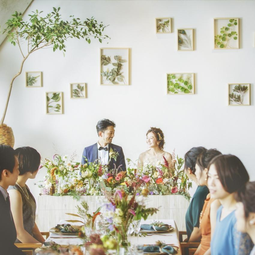 【少人数Wをご検討の方へ】■試食&見学のご家族婚フェア■