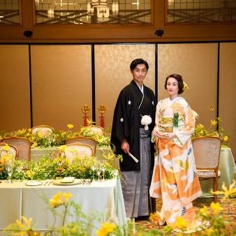 【春日大社提携あり】古都奈良×奈良ホテルで叶える和婚相談会