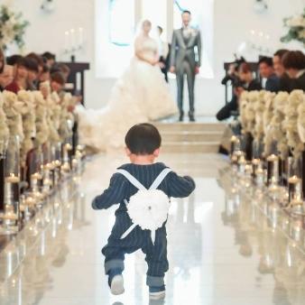 子供と一緒に結婚式♪〈マタニティ&パパママ婚相談会〉