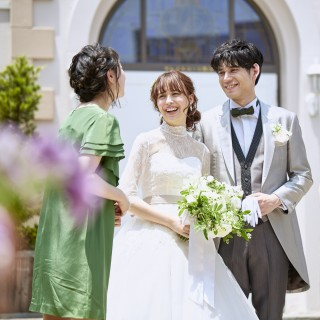 【38.8万円で叶う!】10名様の家族婚で感謝を伝えよう!