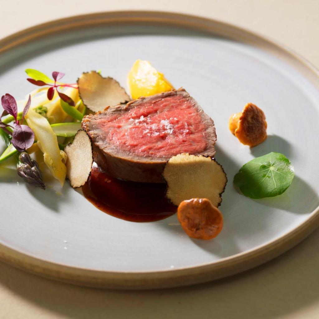至高の美食◆絶品トリュフ香る牛フィレ&オマール試食フェア