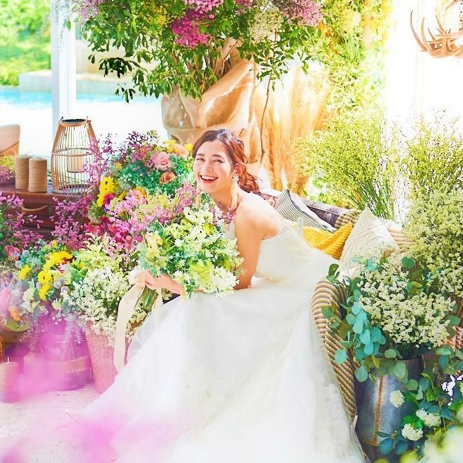 プレ花嫁に大人気【人気ドレス&憧れのチャペル】2大体験フェア