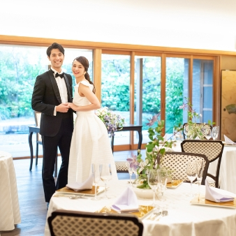 【少人数婚・家族婚をお考えの方に】特典付/ウエディング相談会